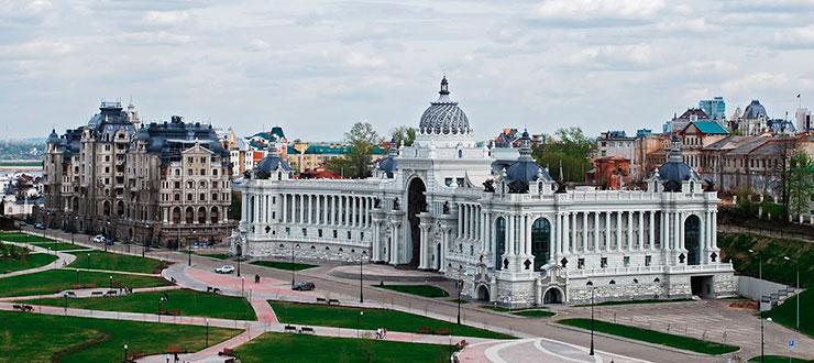 Главные места и хроники прекрасной Казани